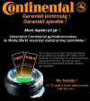 Vásároljon Continental gumiabroncsokat, és Media Markt vásárlási utalványt kap ajándékba!