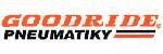 A GOODRIDE autógumi gyártó logója.
