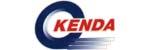 A KENDA autógumi gyártó logója.