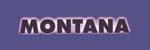 A MONTANA autógumi gyártó logója.