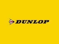 dunlop autógumi gyártó logoja
