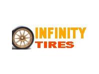 infinity autógumi gyártó logoja