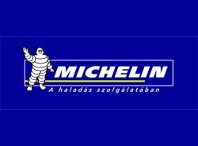 michelin aut�gumi gy�rt� logo