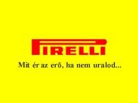pirelli autógumi gyártó logoja